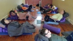 Relax and Renew Prana Space  Aug 2014
